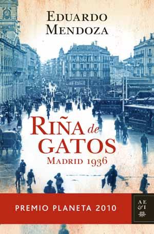 RIÑA DE GATOS