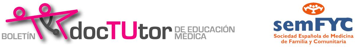 Formación Docentes y Tutores Clínicos /  Bol docTUtor educ med. / ISSN 2173-8262