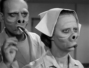 De la serie TV: The Twilight Zone.